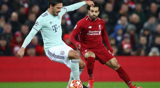 Bayern Munich vs Liverpool: Three key battles ahead of their Champions League second leg clash