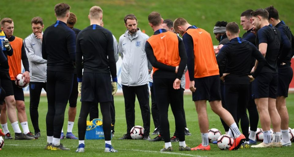 Potentially exciting times ahead for Gareth Southgate and England