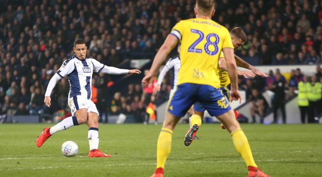 West Brom 3-2 Birmingham: Jake Livermore strikes to give Baggies all three points in five-goal thriller
