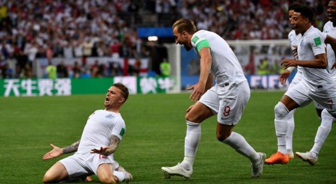 England defender Kieran Trippier says he 'could have done a lot better' this season as competition for right-back slot heats up