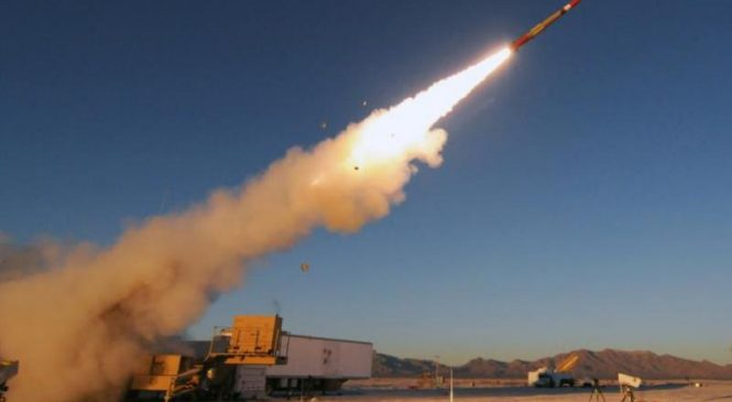 Lockheed awarded $506.9M contract for PAC-3 missiles