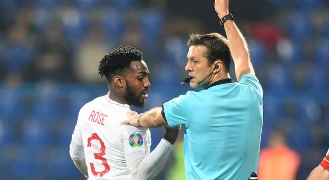 'Take away points' – Paul Parker calls for strong action after racist abuse hurled at England players in Montenegro