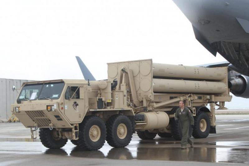 United States deploys THAAD to Israel