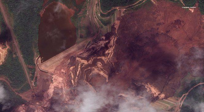 Brumadinho dam collapse in Brazil: Vale mine chief resigns