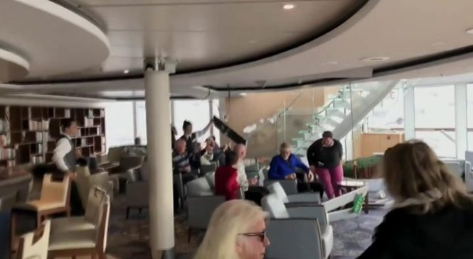 Norway cruise ship evacuated after engine problems