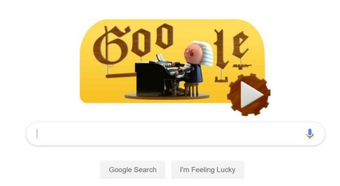 Bach to the future: AI turns Google Doodle into clever melody maker