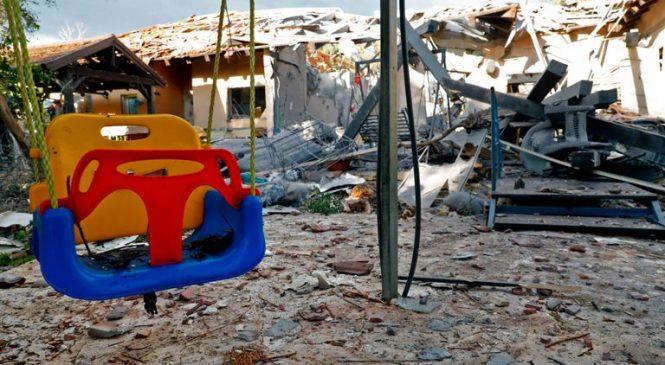 Israel continues hitting Gaza targets after rocket attack