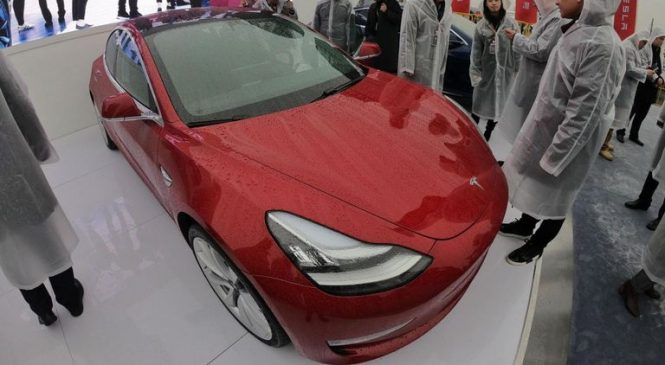 Tesla to shut stores and sell cars for cheaper as it battles for survival