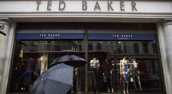 Ted Baker boss resigns amid 'forced hugs' probe