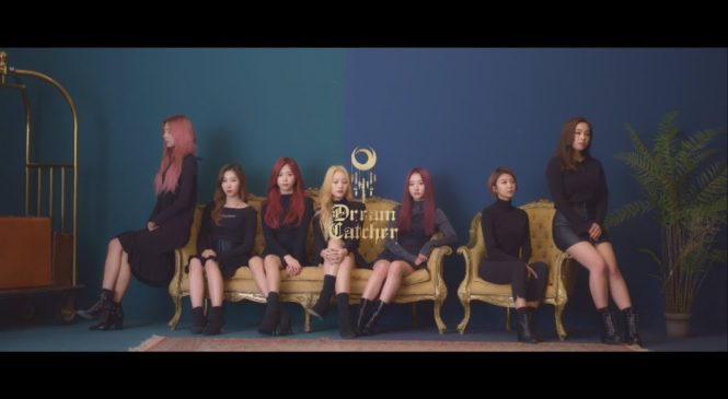 Watch: Dreamcatcher releases special 'Then There Was No One' music video