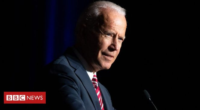 Joe Biden: Second woman accuses ex-VP of unwanted touching