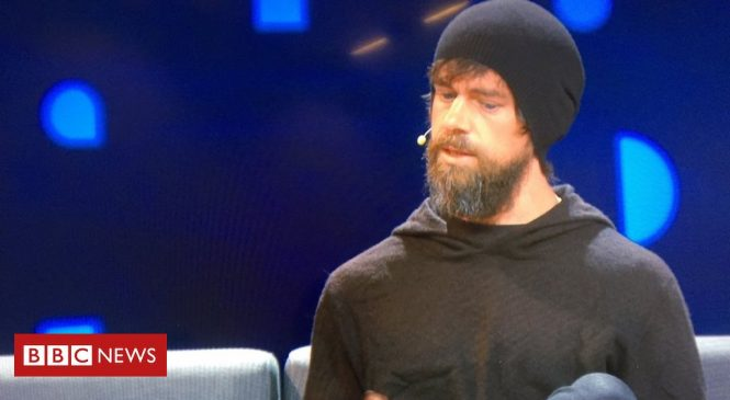 TED 2019: Twitter boss offers to demote likes and follows
