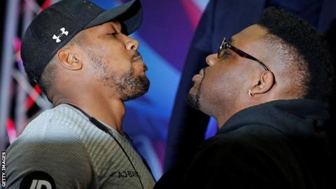 Anthony Joshua v Jarrell Miller off after American's second 'adverse finding'