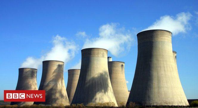 Britain breaks coal-free power record over Easter weekend