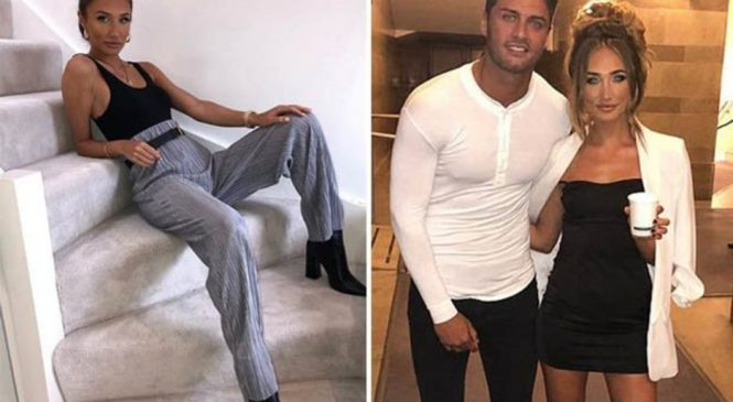 Megan McKenna mourns lost love in heartfelt track – weeks after Mike Thalassitis' death