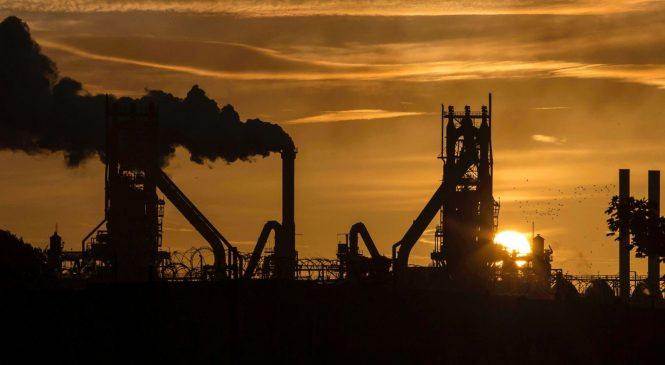 British Steel in talks about £100m government loan