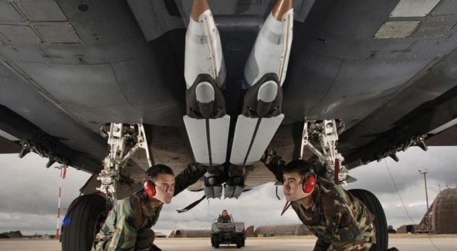 Boeing awarded $65M in foreign military sales for small-diameter bombs