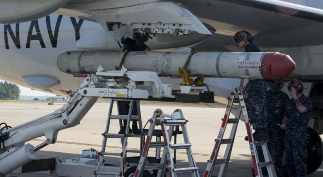 Boeing receives $30M contract modification for SLAM-ER weapon system