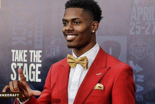 Cleveland newly drafted CB Greedy Williams: Browns going to Super Bowl