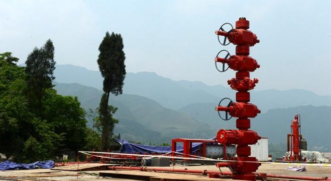 Earthquakes linked to fracking in China