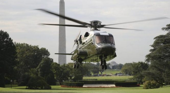 GAO: Cost for president's new 23-helicopter fleet drops $234M