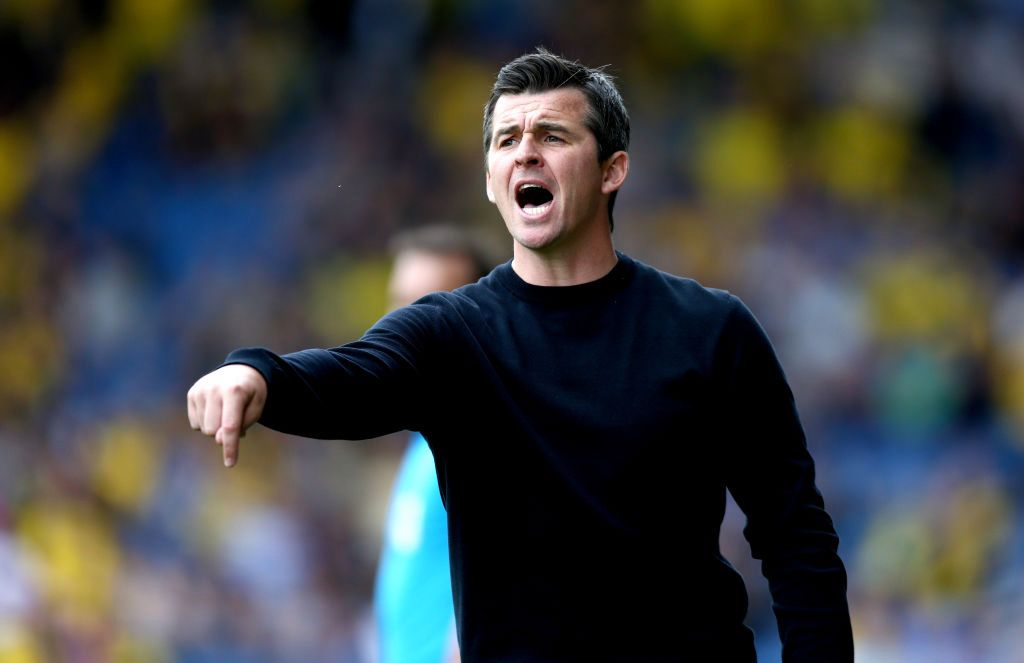Barton is alleged to have assaulted Barnsley boss Stendel