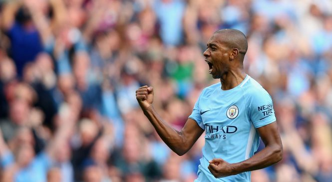 Manchester City: The stat that proves how crucial Fernandinho is to Pep Guardiola's side