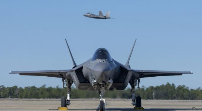 Lockheed signs long-term contracts with supplier for lower costs, better availability