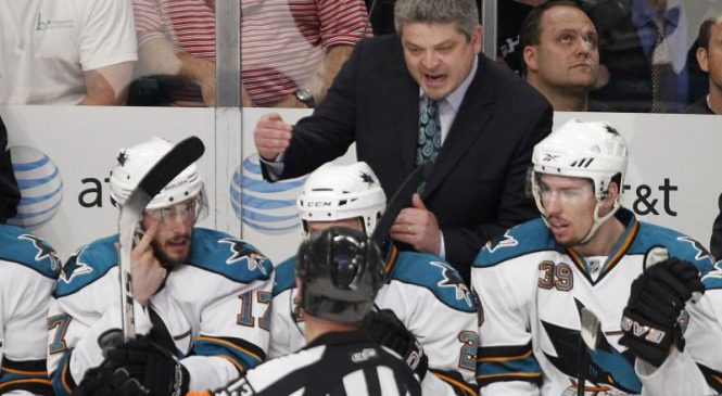 Los Angeles Kings hire former Oilers, Sharks head coach Todd McLellan