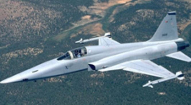 Northrop Grumman awarded $22M for T-38, F5 engineering