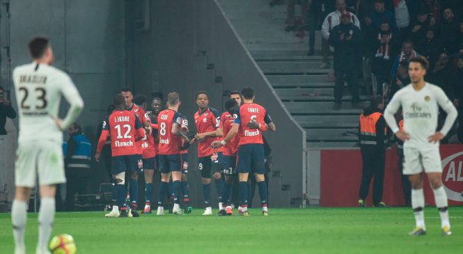 Lille 5-1 PSG: Champions in waiting stunned by five-star LOSC performance