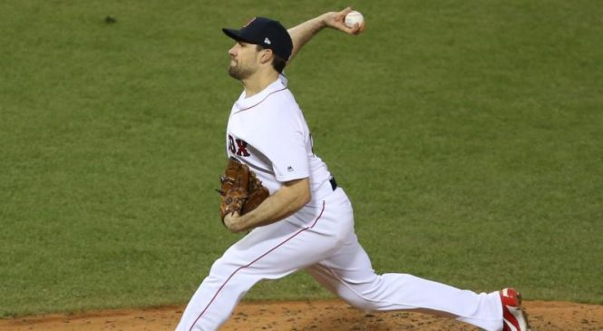 Red Sox pitcher Nathan Eovaldi has elbow surgery