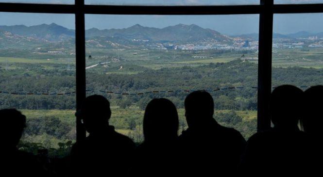 South Korea begins excavation of war remains in DMZ