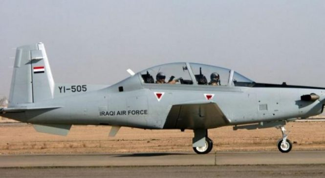Textron nets $15.3M contract extension to refurbish trainer planes for Iraqi Air Force