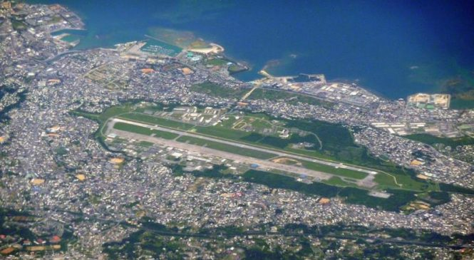 U.S. Navy sailor, Japanese woman found dead in Okinawa