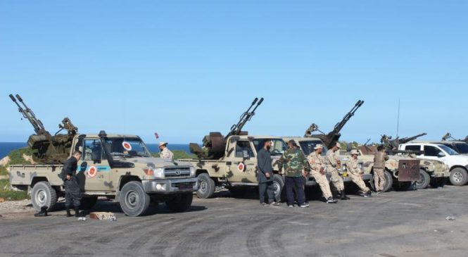 WHO: 121 killed, 561 wounded in Libyan fighting over 10 days