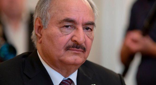 The Latest: UN Security Council urges de-escalation in Libya