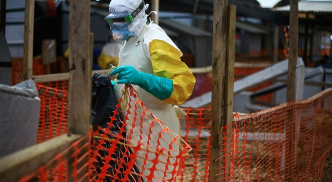 Attackers kill doctor at hospital in Congo's Ebola epicenter