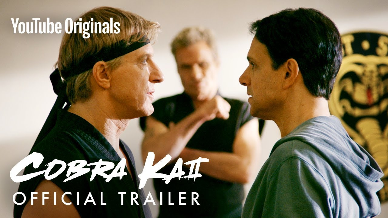 Interview: 'Cobra Kai' star Ralph Macchio: 'I said 'yes' at the right time'