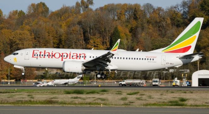 Ethiopia crash plane persistently nosedived despite pilots' efforts
