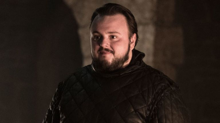 Samwell Tarly played by John Bradley. Pic: HBO/Sky Atlantic