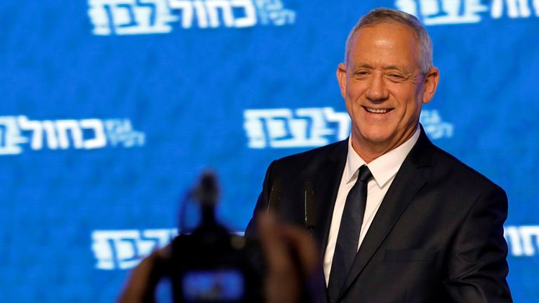 Israel's Netanyahu on course for record fifth term
