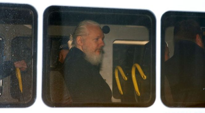 Judge calls Assange's defence 'laughable' during court hearing