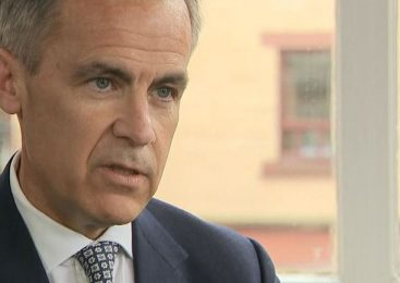 Search begins for new Bank of England governor