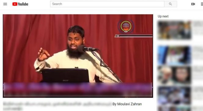 Sri Lanka attacks: YouTube hosted hate preacher videos