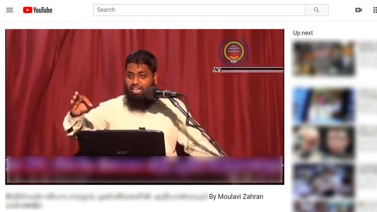 Zahran Hashim's video was on YouTube