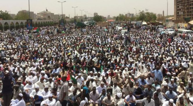 Sudan leader steps down – a day after taking power in military coup