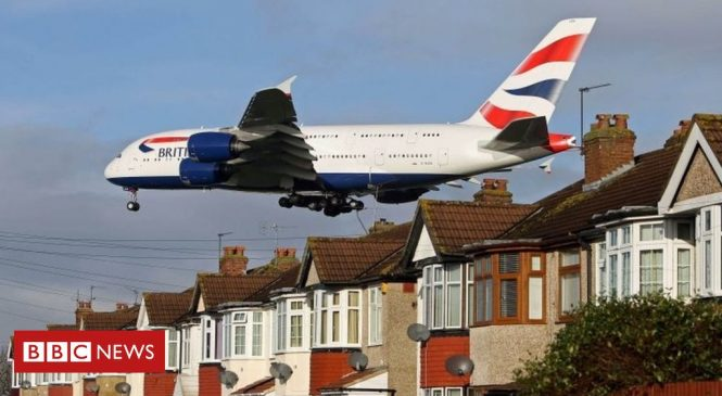 Heathrow campaigners lose challenge against third runway