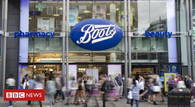 Boots review puts 200 stores at risk of closure