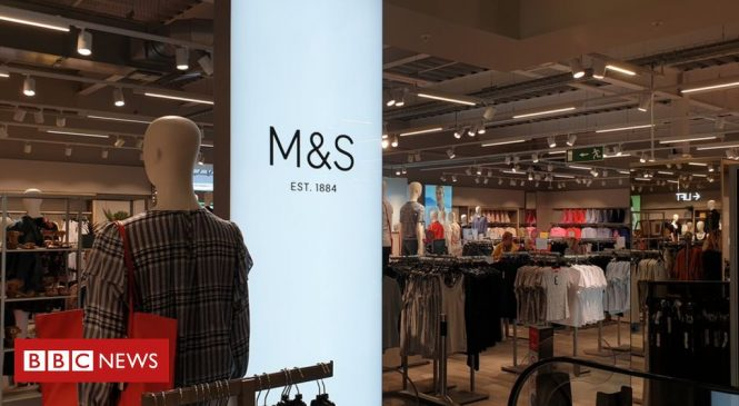 The M&S stores closing their doors for the final time